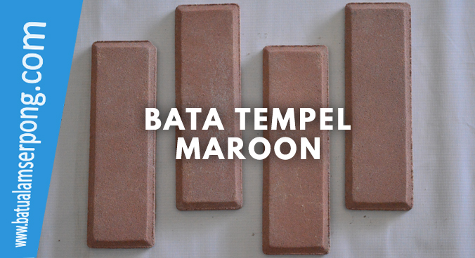 BATA EXPOSE MAROON