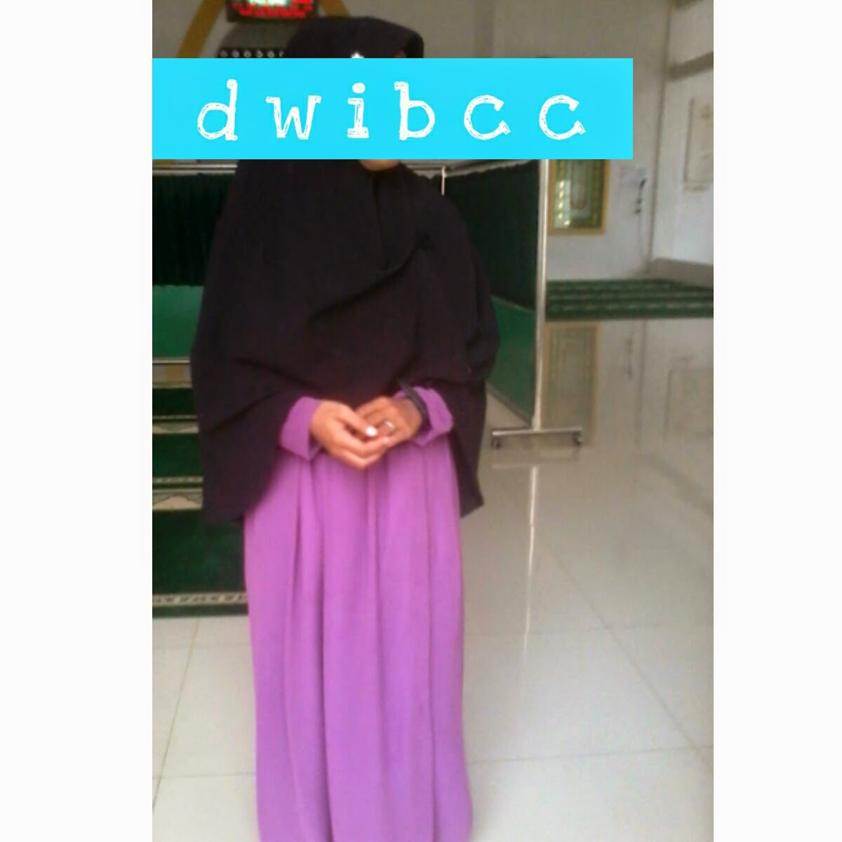 dwibcc ingin taat berhijab