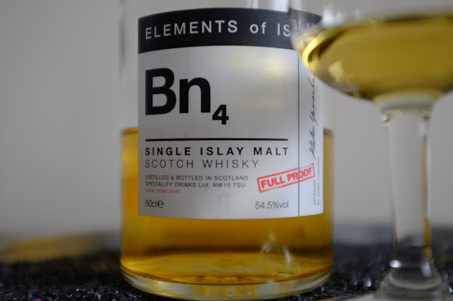Elements of Islay Bn4 (Bunnahabhain) Single Islay Malt