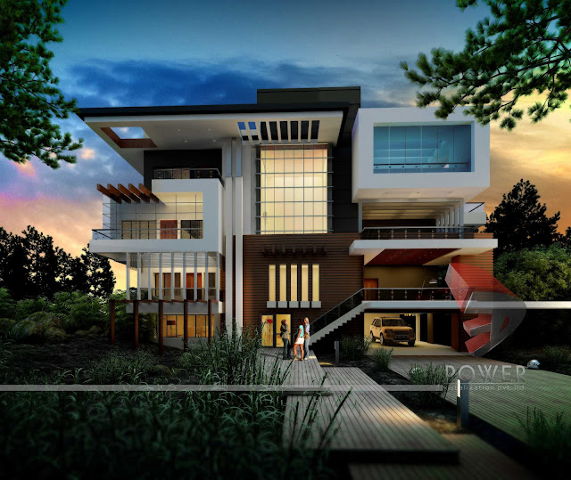 ultra modern house,ultra modern decor design,