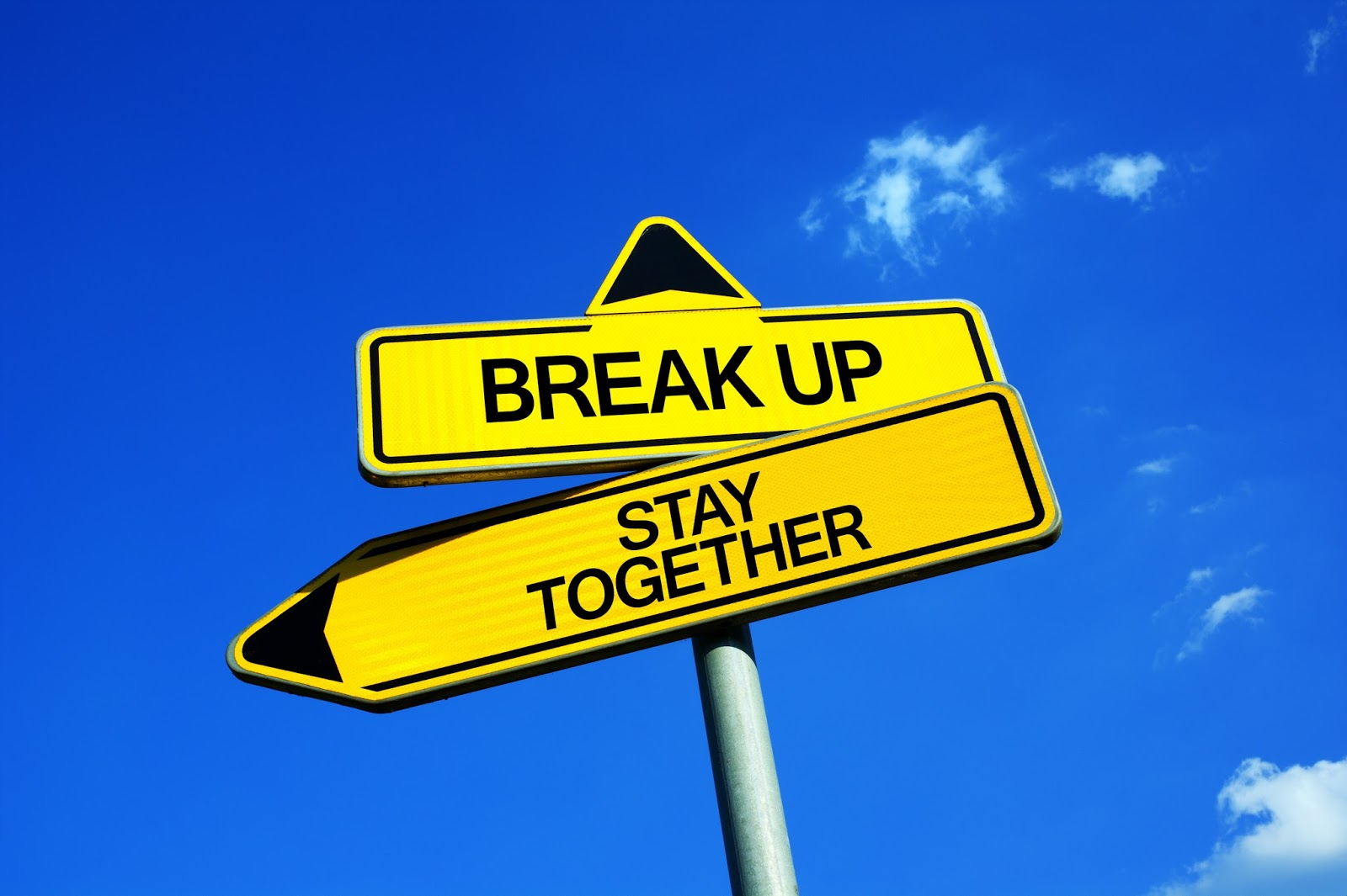When should i leave a relationship