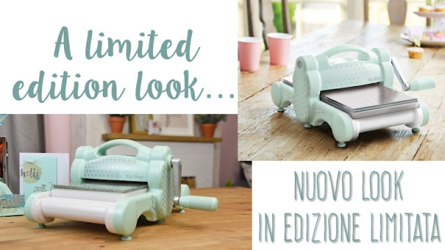 La nuova Sizzix Big Shot Limited Edition