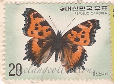 Korea Stamp