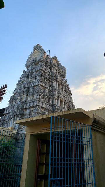 Adhi Kamakshi Amman Temple