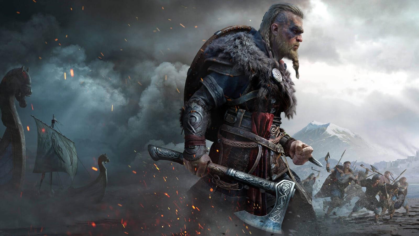 Assassin's Creed Valhalla Resmi Hadir Untuk PS5 dan Xbox Series X