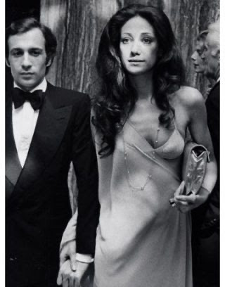 In Fashion | Style Icon: American Actress Marisa Berenson