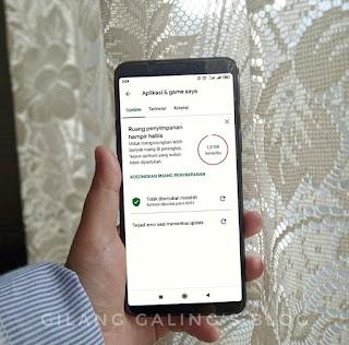 Memperbaiki Error Saat Memeriksa Update Android tidaklah sulit