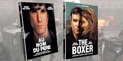 Au nom du père The Boxer Blu-ray CINEBLOGYWOOD