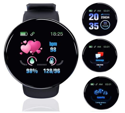 Easy-Take IP65 Swimming Waterproof Smartwatch