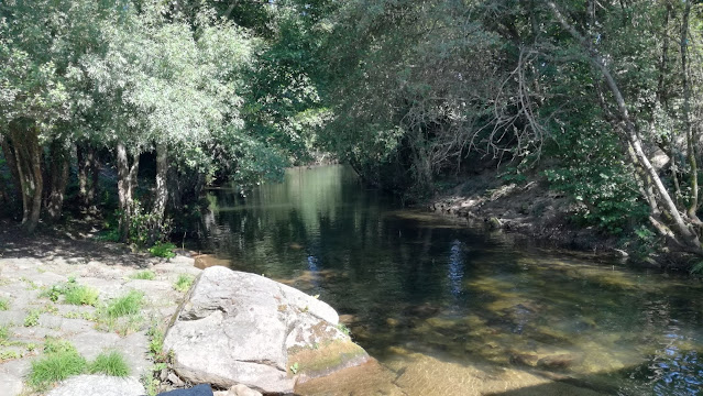 Rio Peio na ranha