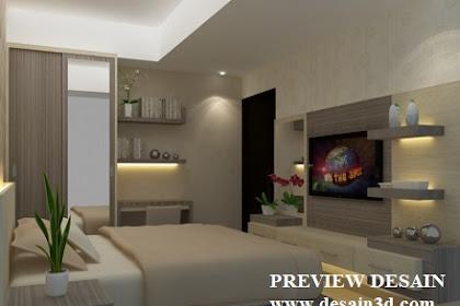 Jasa desain interior apartemen minimalis murah berkualitas