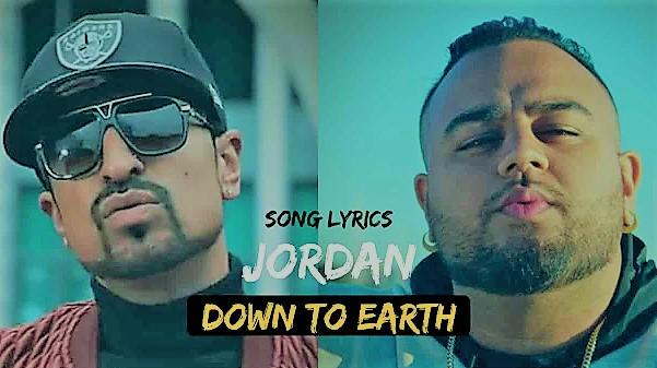 Jordan Song Lyrics /Full Video/Deep Jandu/ Roach Killa/Jass Manak/Down to Earth