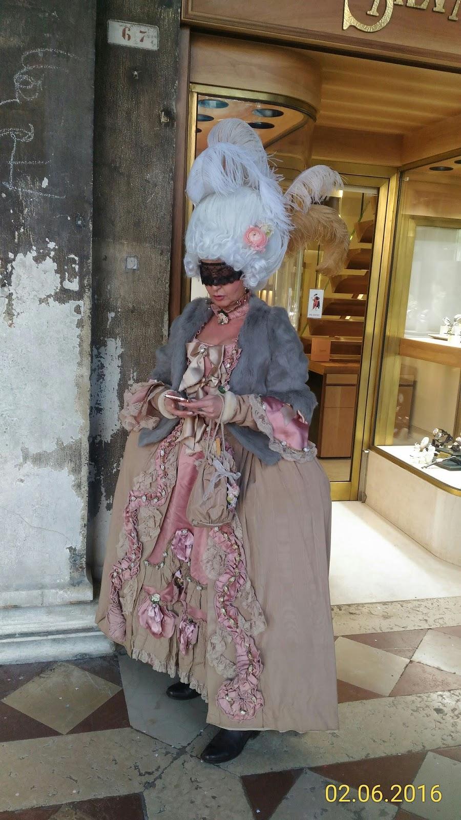 Cindy Kao 繪本花園: 105遊歐day 7-10 威尼斯面具節
