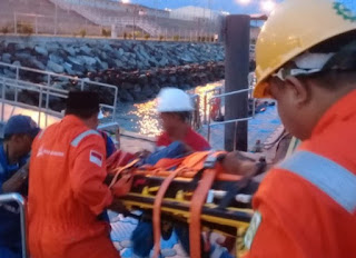 Diduga Gagal Antisipasi Perubahan Cuaca KM Lintas Timur Tenggelam