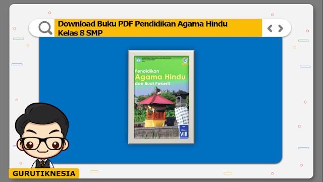 download  buku pdf pendidikan agama hindu kelas 8 smp