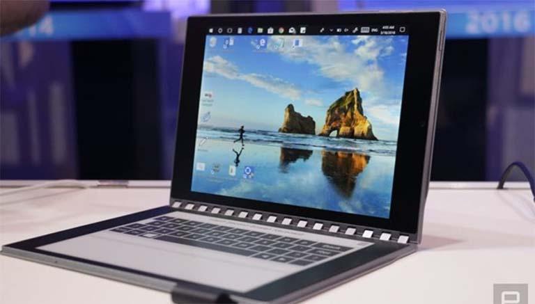 Inilah Kehebatan Perangkat Windows 10 Yang Bisa Dilipat Dari Microsoft