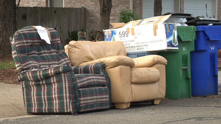 Queens Crap Large Items Pickup Can Be Arranged Via 311