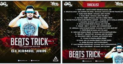 BEATS TRICK VOL 5 ( COLLABORATION EDITION ) - DJ KAMAL JAIN