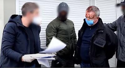 Затримано шпигуна ФСБ РФ – генерал-майора СБУ Шайтанова