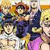 JoJo's Bizarre Adventure: Golden Wind revela imagem do confronto final em seu Twitter