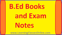download b.ed 1st and second year notes in hindi and english, b.ed notes in hindi