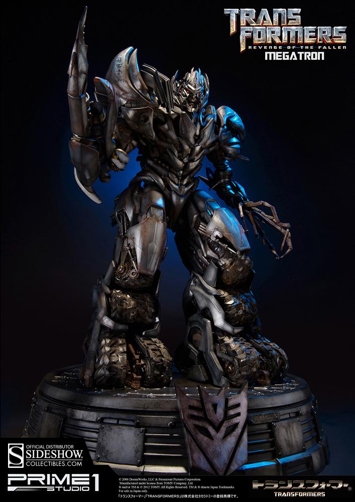 Transformers Revenge Of The Fallen Megatron Toys 100