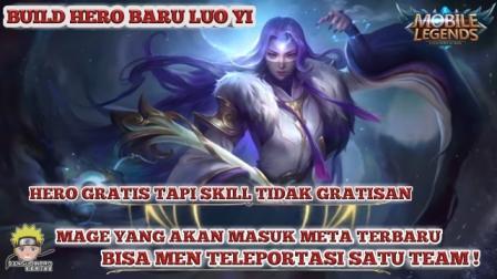 Build Hero Luo Yi
