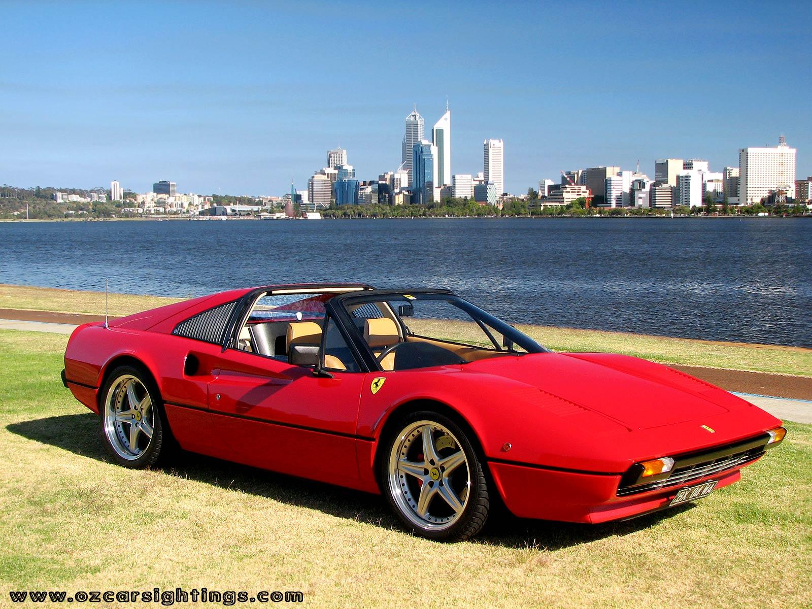 the man cave the ferrari 308 gtsi. Black Bedroom Furniture Sets. Home Design Ideas