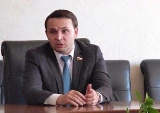 Юрий Волков депутат Госдумы