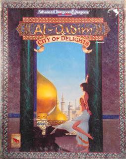 Al-Qadim City of Delights