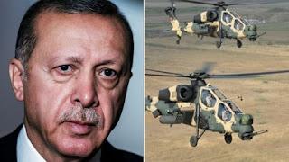 Ultima ora: Quegli elicotteri italiani nelle mani di Erdogan. Chi e perché glieli ha dati…