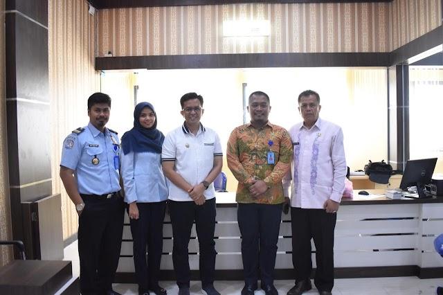 "2 Desember 2019,Layanan Imigrasi MPP,""Payakumbuh Sudah Mulai Beroperasi"
