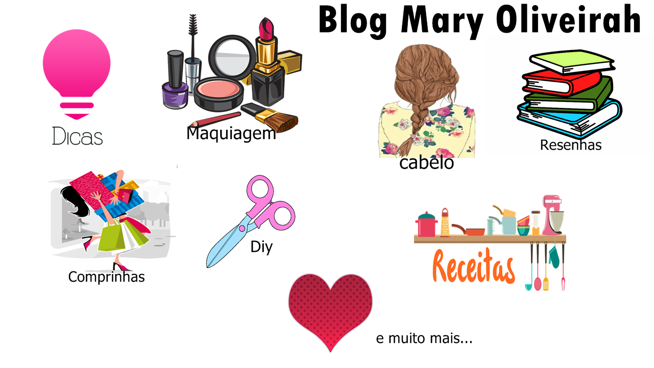 Blog Mary Oliveirah