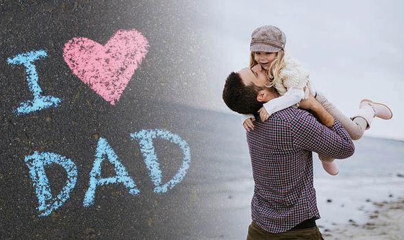 «Μπαμπά σ' αγαπώ!»: Ημέρα του Πατέρα στο Φουγάρο