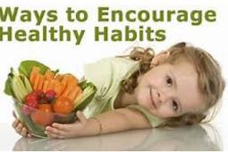 건강한 식습관을 장려하는 방법