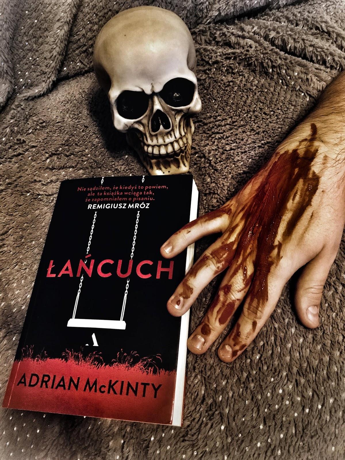 Adrian McKinty - Łańcuch