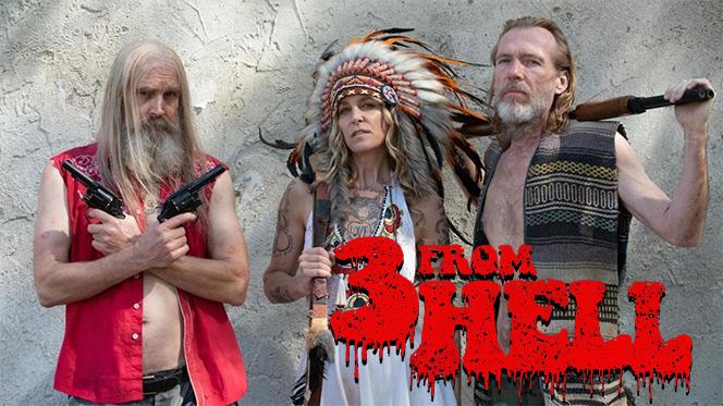 Los 3 del infierno (2019) BRRip 720p Latino-Ingles