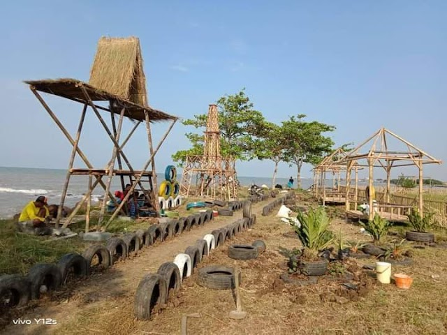 Destinasi Wisata Baru Pantai Ketapang Wilayah Juntinyuat