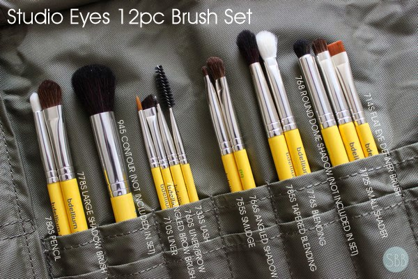 BDdellium brushes picture