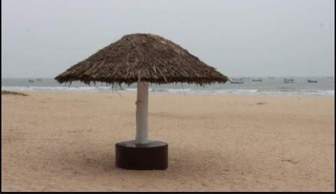 Vodarevu Beach - Chirala, Resorts, Accommodation, Images