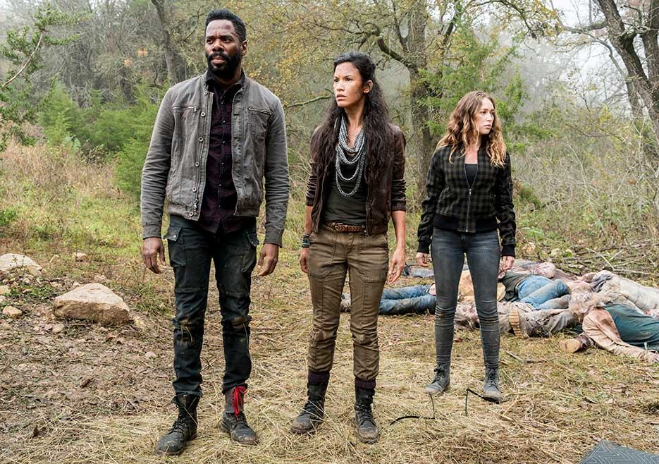 Fear Walking Dead Staffel 3