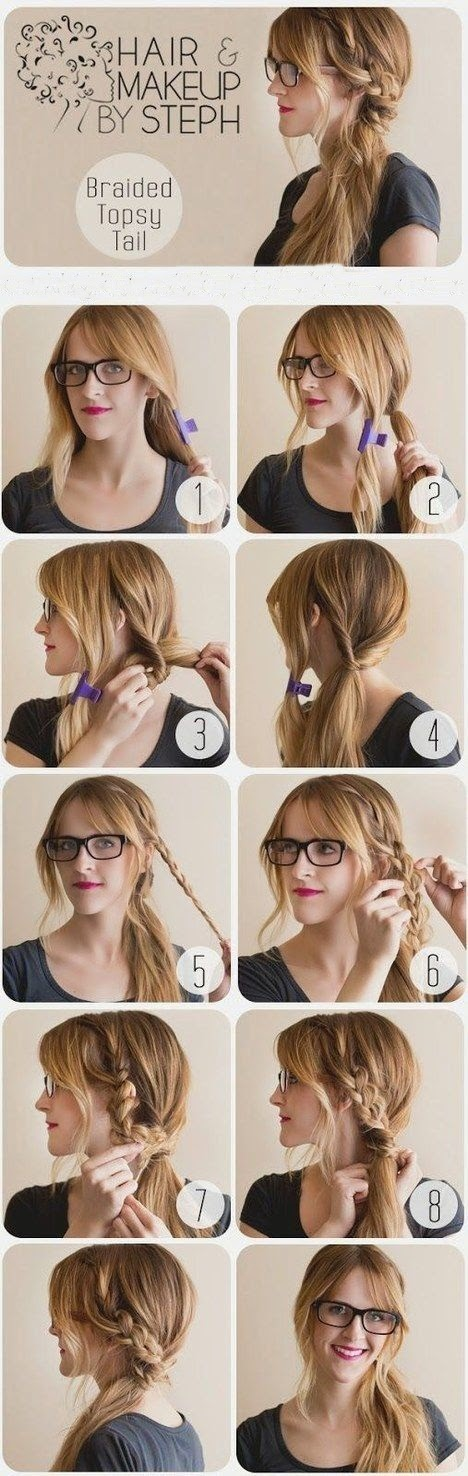 Beautiful hair tutorial