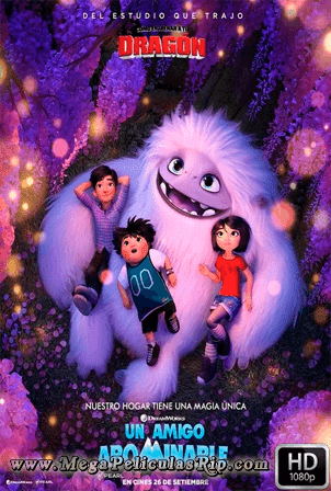 Un Amigo Abominable [1080p] [Latino-Ingles] [MEGA]