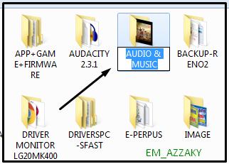 cara lengkap merubah nama folder pada laptop dan komputer