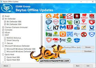 Beytas Offline Update