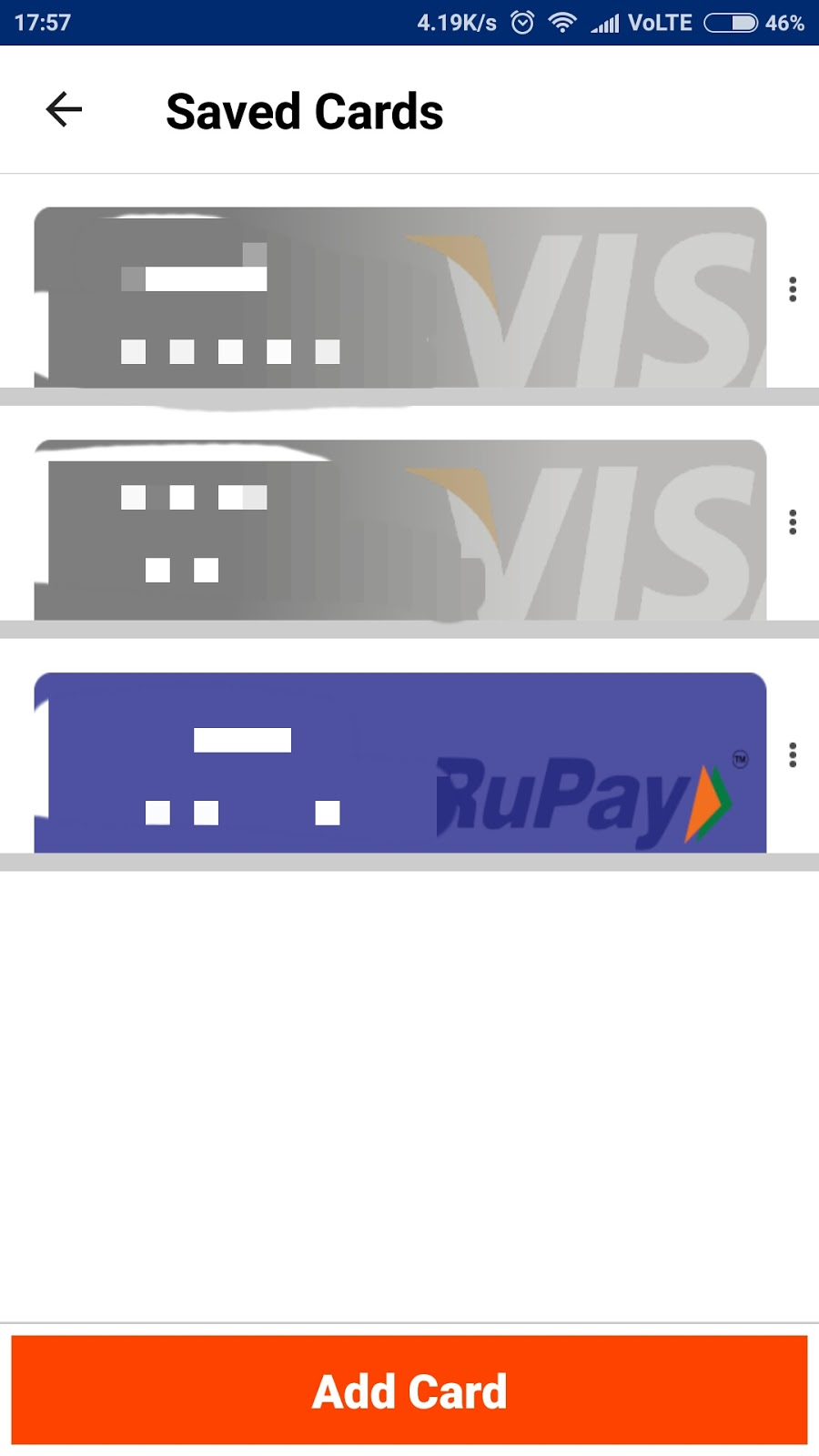 Paytm Mock App