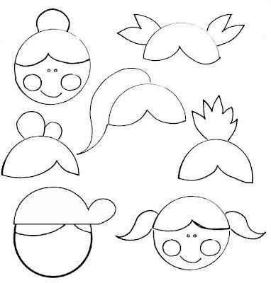 Nesta postagem trago para vocês uma linda sugestão de lembrancinha para os alunos com lápis e rostinho de menino e menina em EVA.