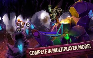Trials Frontier Mod Apk Unlocked all item