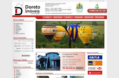 Imobiliária Doreto Imóveis - Boituva