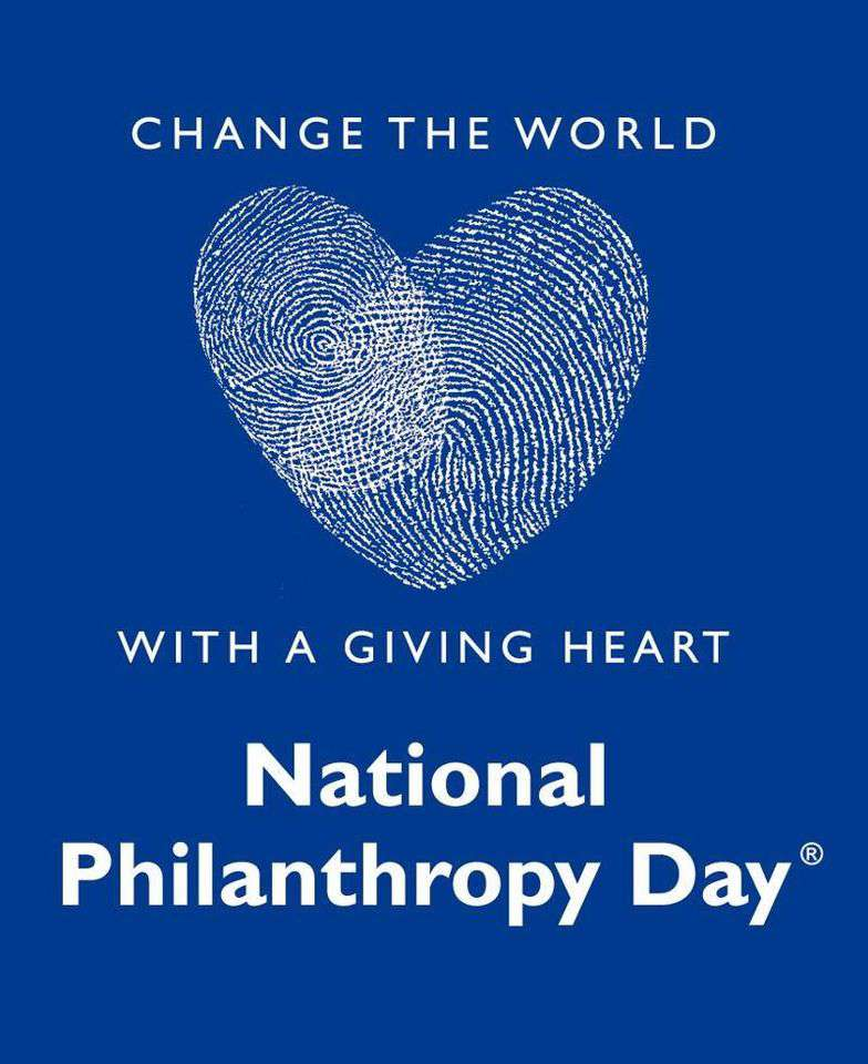 National Philanthropy Day Wishes Images download